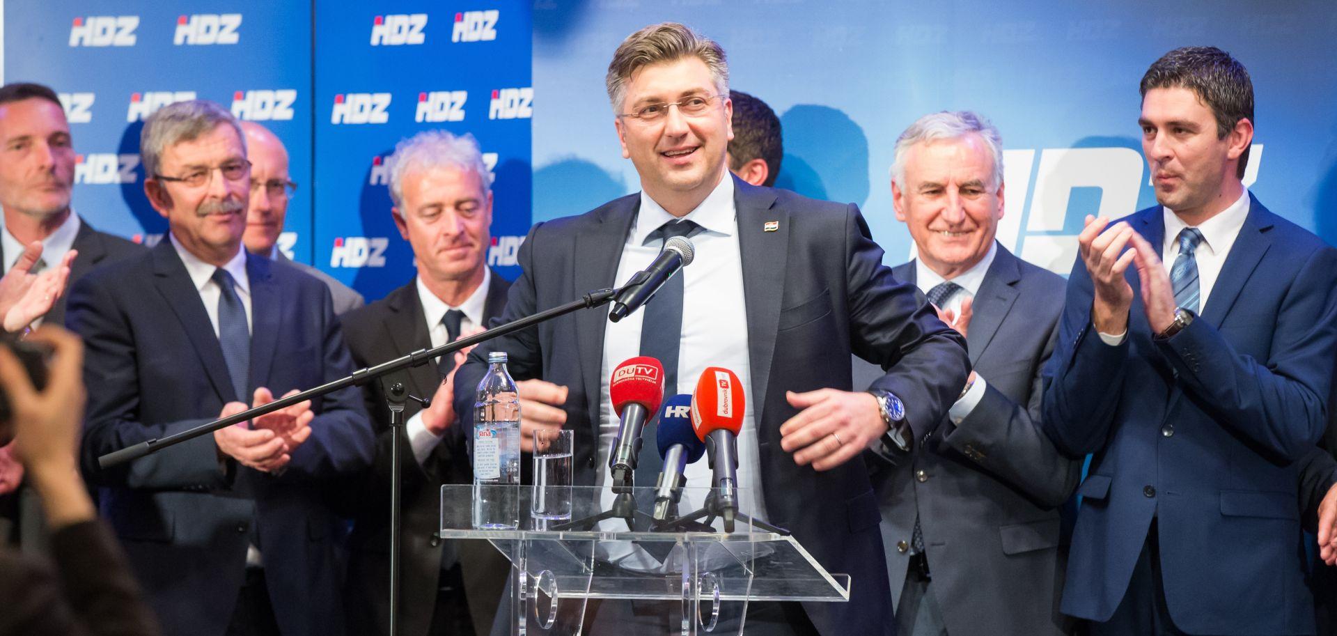 PLENKOVIĆ 'Tri temeljna pitanja u kampanji bit će prometna povezanost, poljoprivreda i turizam'