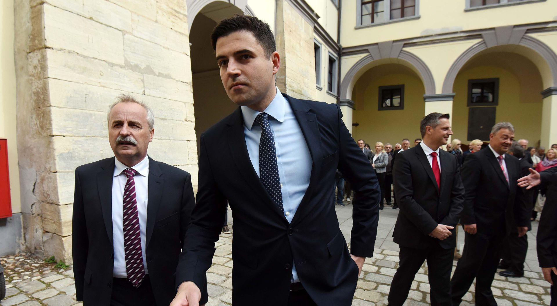 """Bernardić pozdravio odluku Ustavnog suda o """"švicarcu"""""""