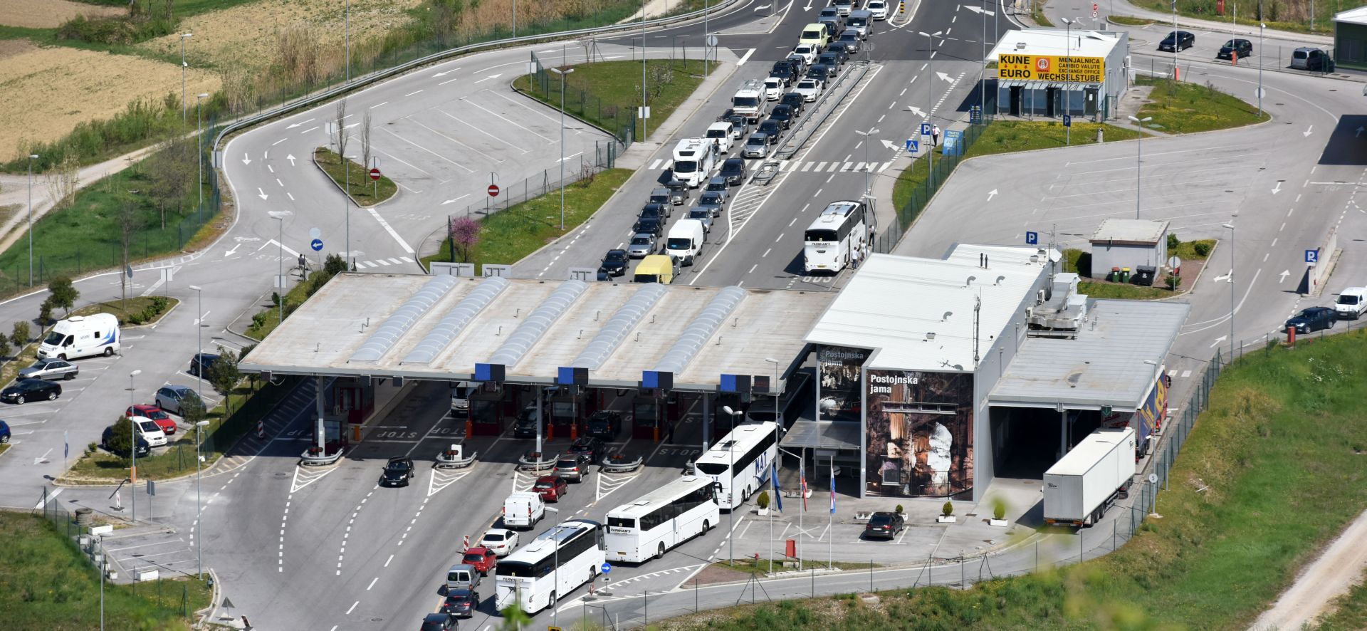 HAK Gužve na graničnim prijelazima, provjerite dokumente prije polaska na put