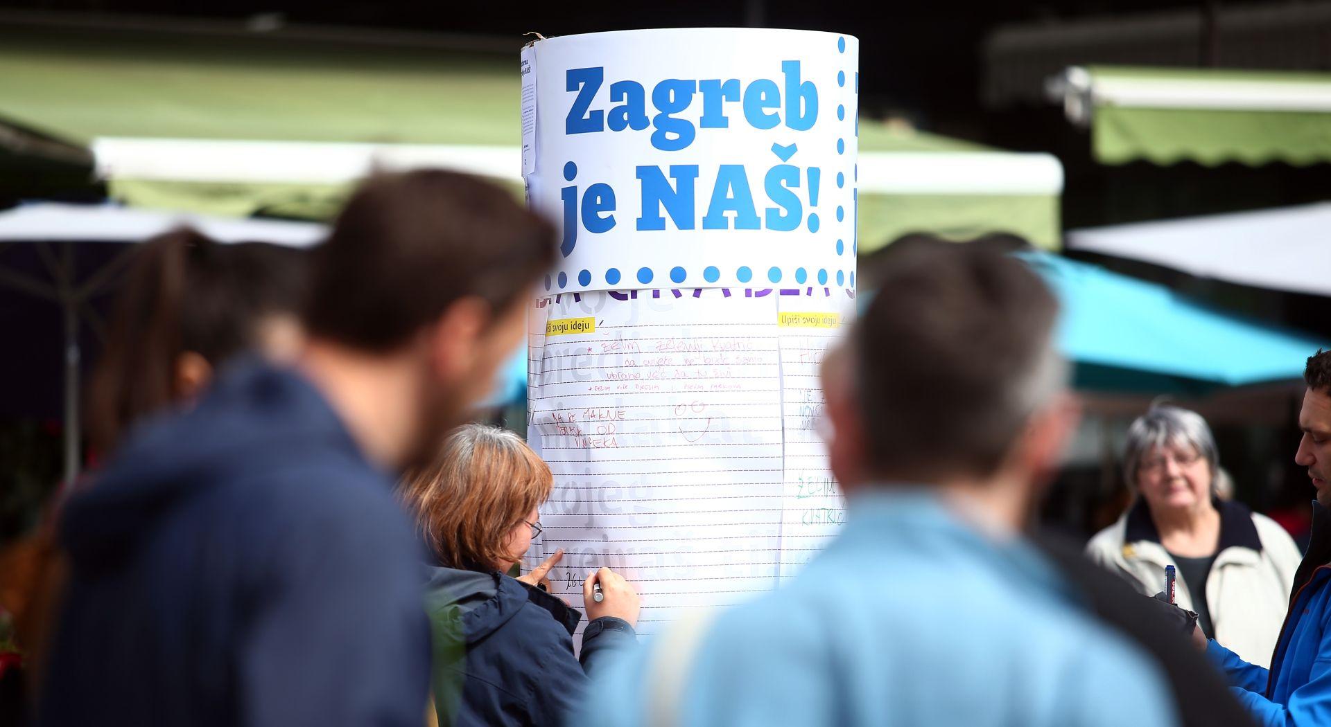 """'ZAGREB JE NAŠ' i 'ZA GRAD' Prije deset godina """"Kvatrić"""" je devastiran"""