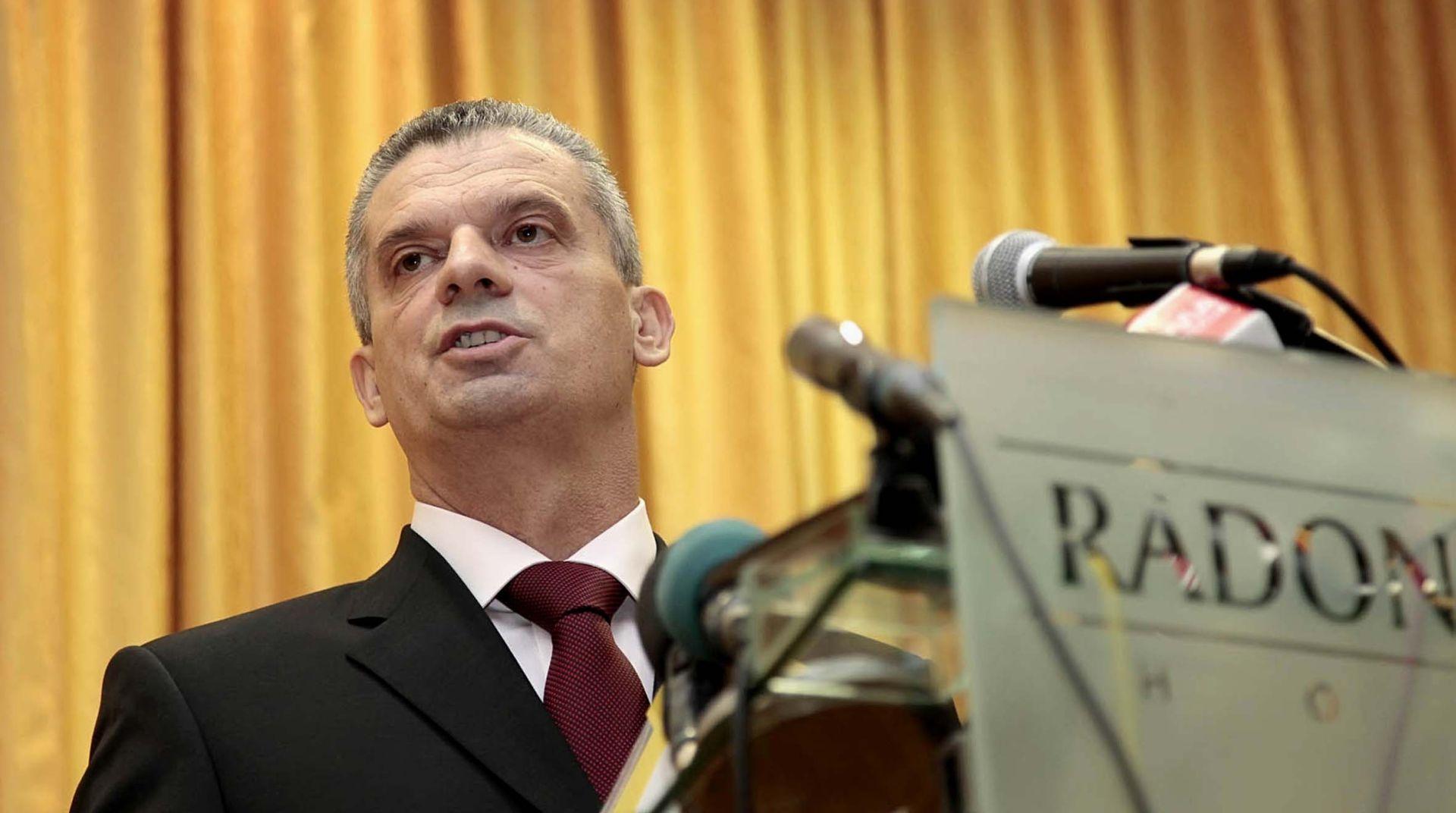 FAHRUDIN RADONČIĆ 'Ja sam bosanski Donald Trump'