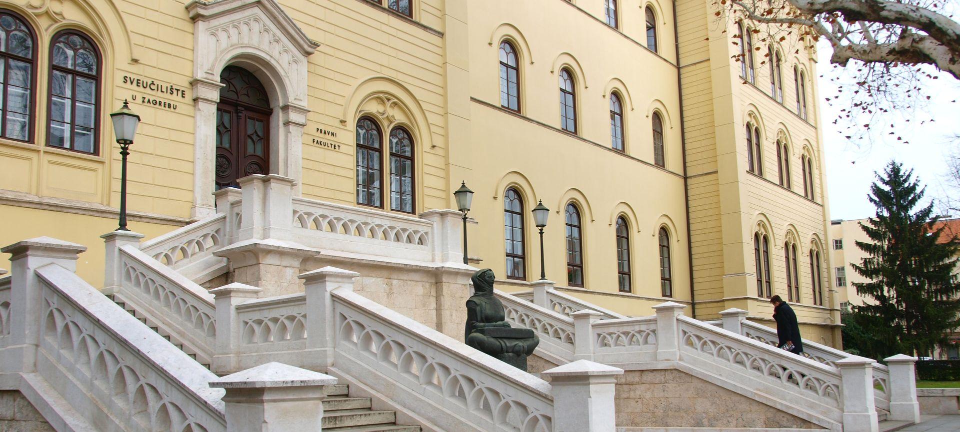 Pravni fakultet zaprijetio studentima koji snimaju profesore