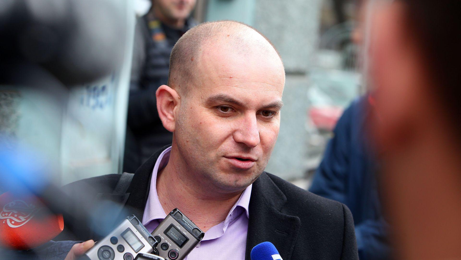 """ŠIMIĆ """"Naši ministri nastavljaju raditi svoj posao, Plenković mora znati da nismo u kancelarskom sustavu"""""""