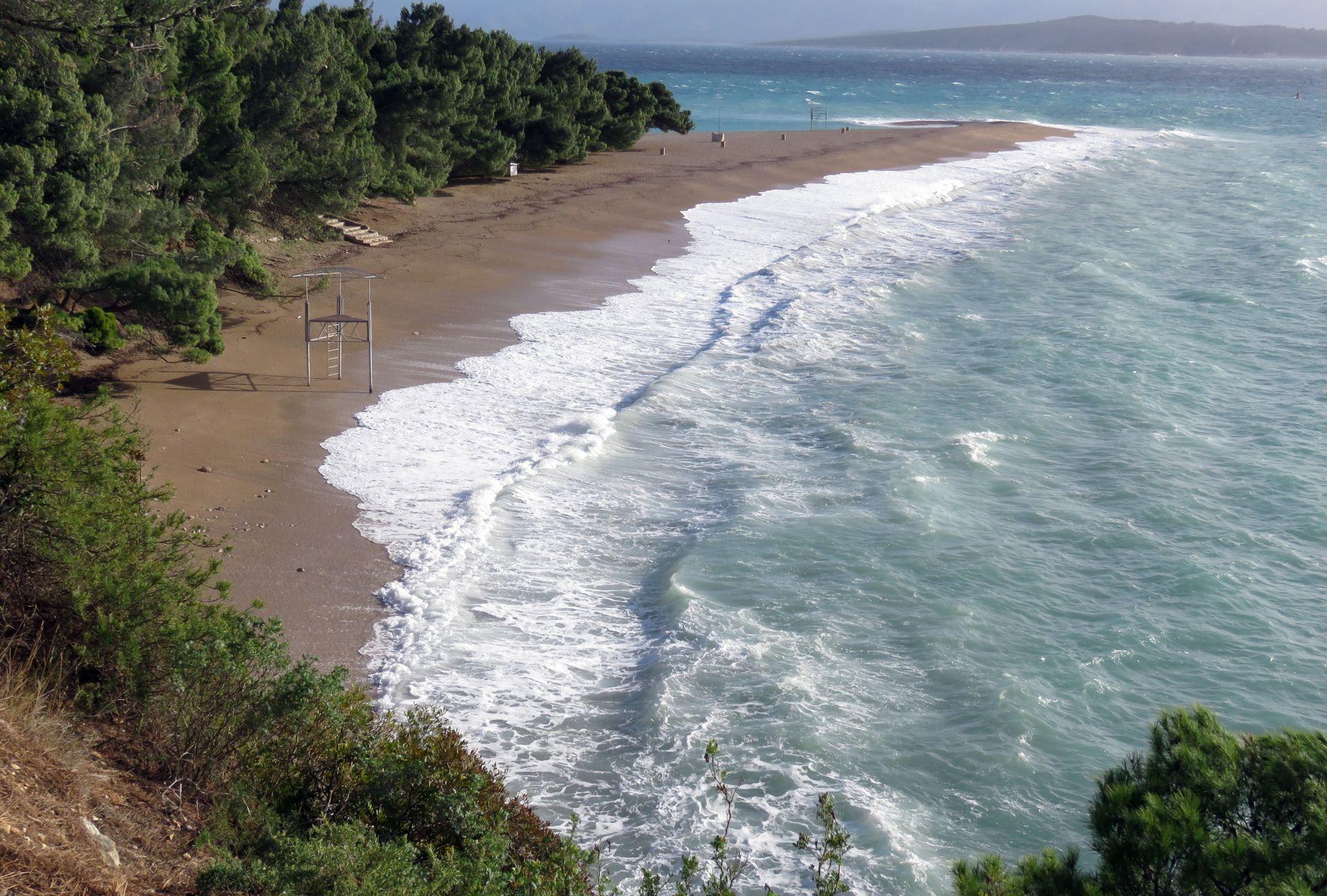 Sport B odustao od koncesije za korištenje plaže 'Zlatni rat'