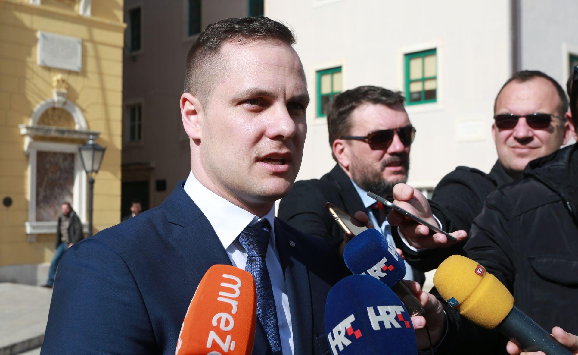 """KOS """"Hajduk traži hitan sastanak HNS-a s predstavnicima svih klubova"""""""