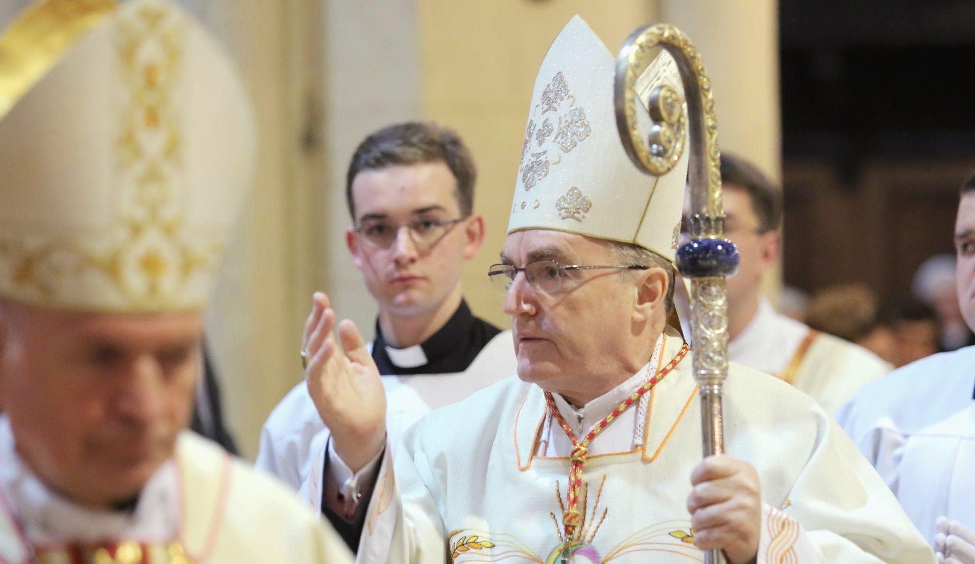 BOZANIĆ 'Uskrs je temelj kršćanske vjere, dan pobjede, potiče pozitivne promjene'