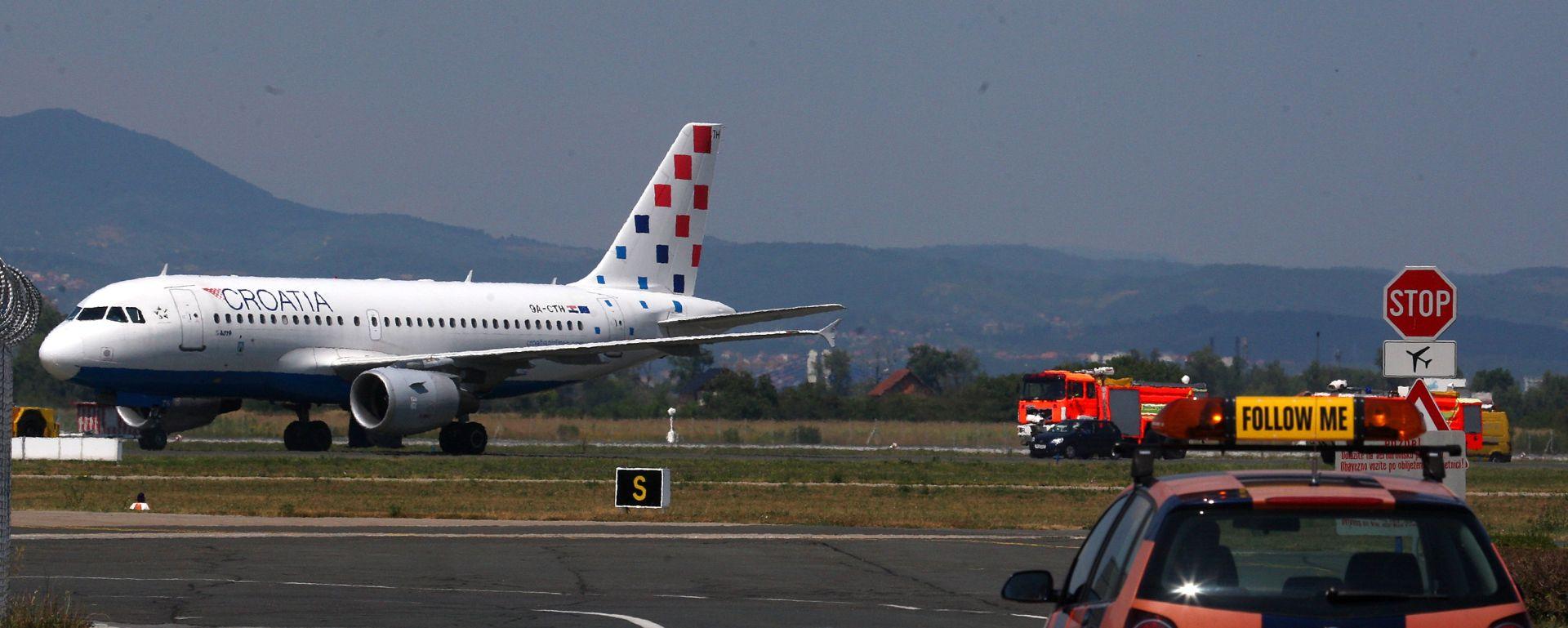'Aviomehaničari masovno odlaze iz Croatia Airlinesa, Uprava tvrdi – to je normalno'