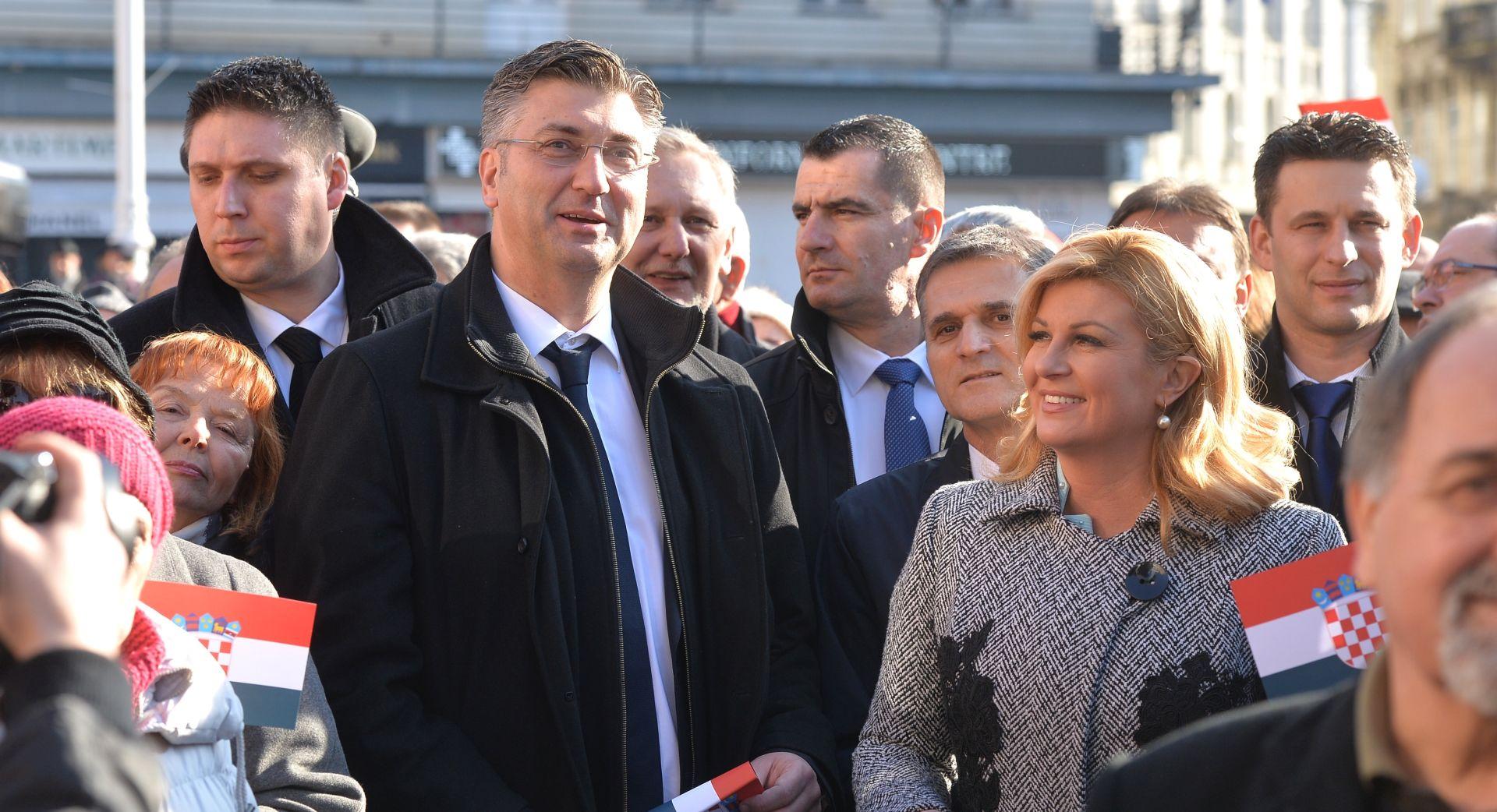 Ureda predsjednice komentirao Plenkovićevu izjavu