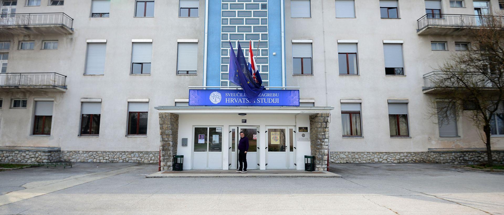 SINDIKAT Štrajk na Hrvatskim studijima se nastavlja