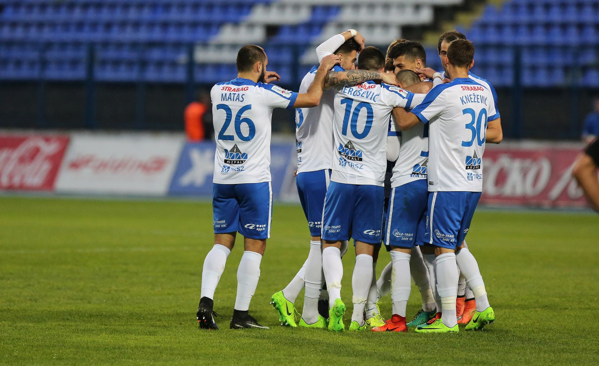 HNL Osijek zadržao prednost pred Hajdukom, remi Intera i Slavena