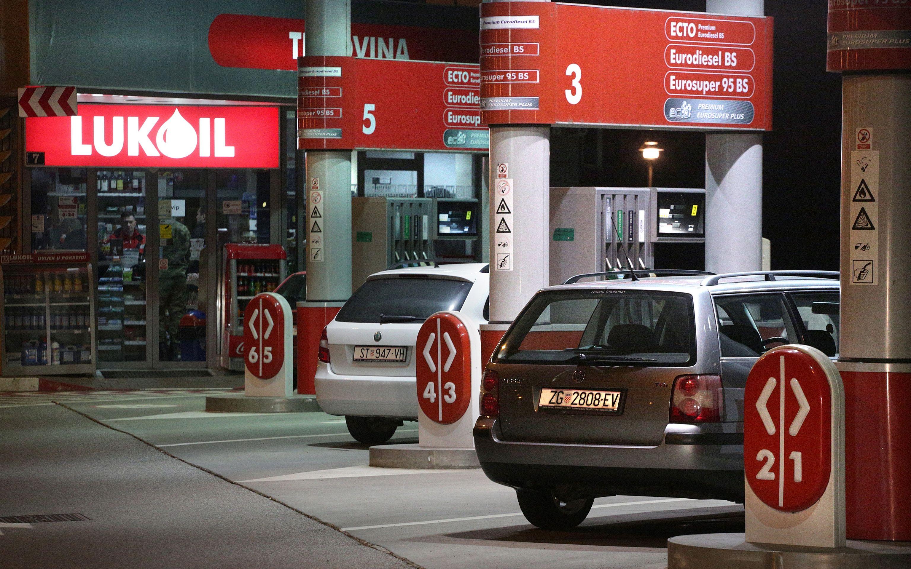 SPLIT Opljačkana benzinska postaja