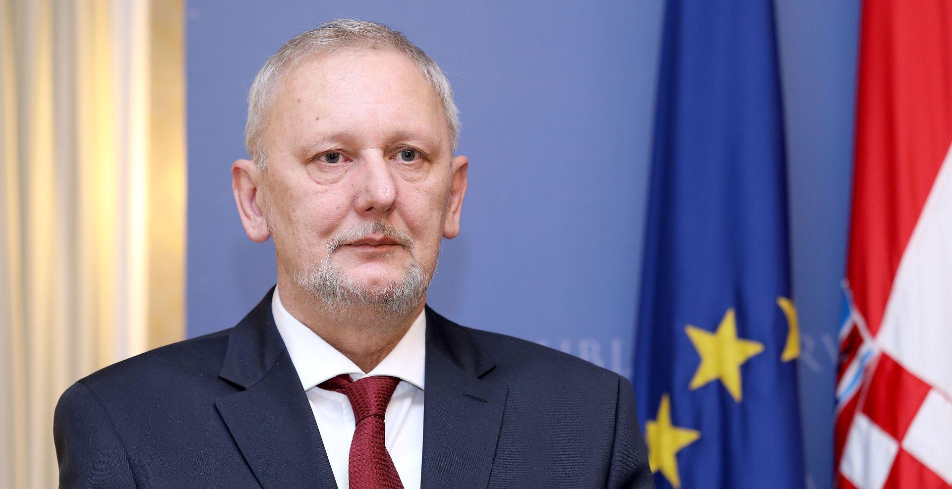 Ministar Božinović na sastanku Vijeća JHA u Tallinnu o problemu migracija