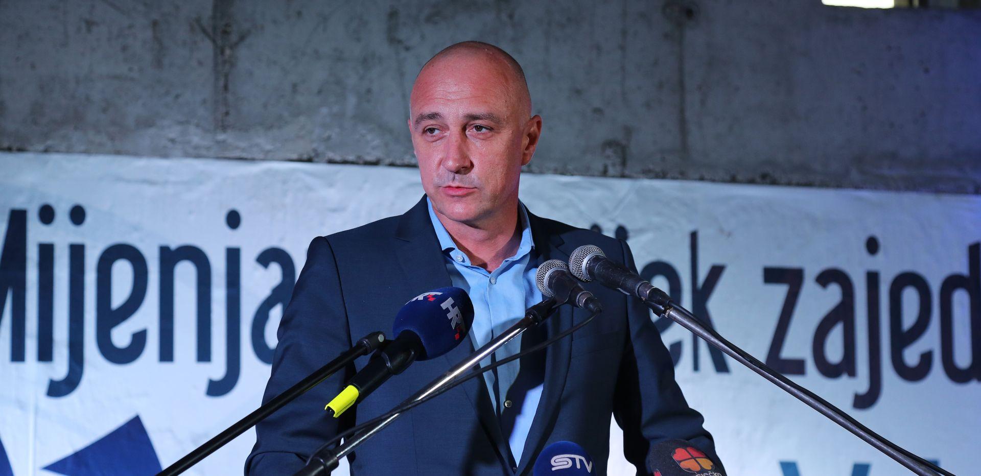 """VRDOLJAK """"Treći izbori u 18 mjeseci bili katastrofa za hrvatsko gospodarstvo"""""""