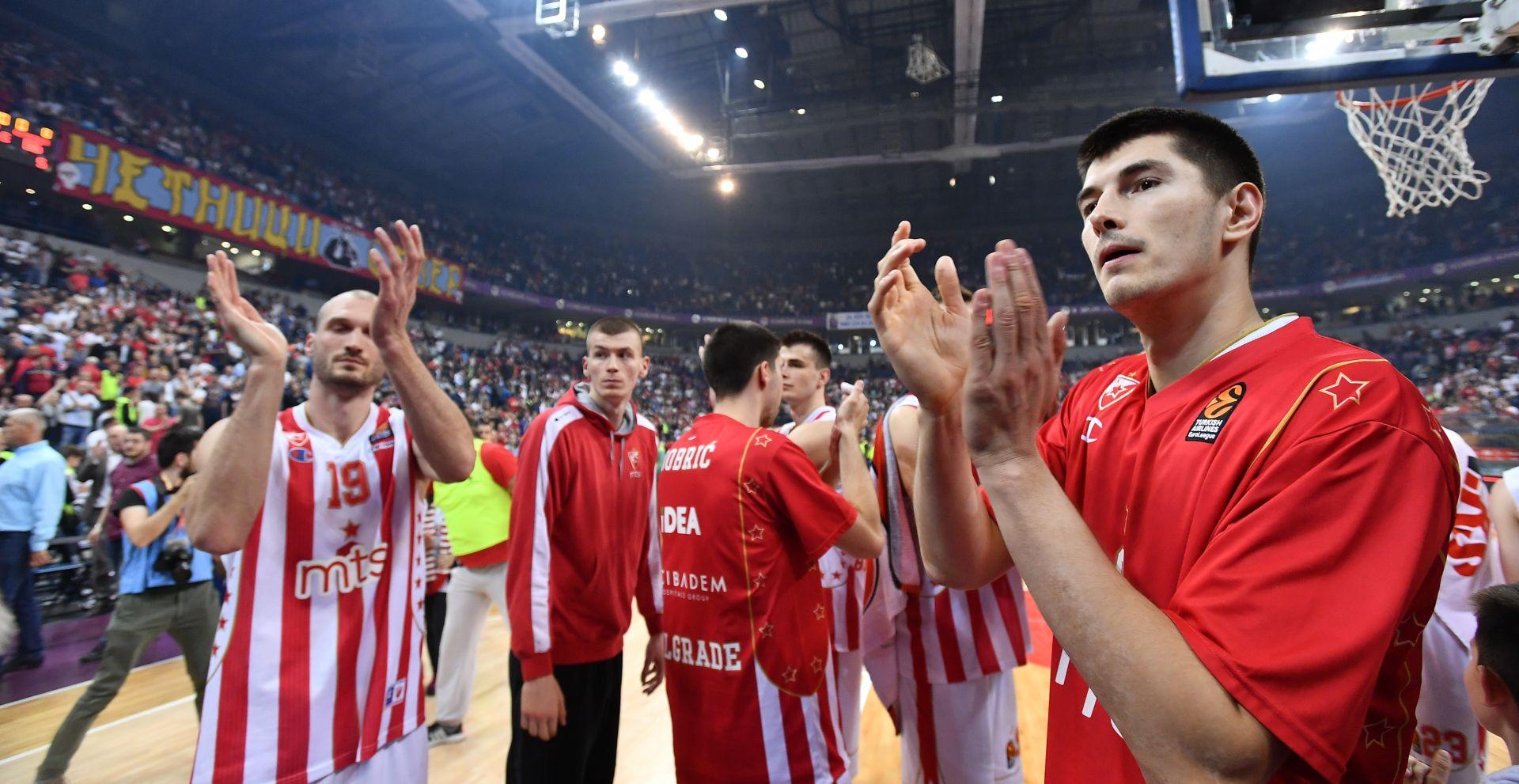 ABA LIGA Crvena zvezda izborila finale protiv Cedevite