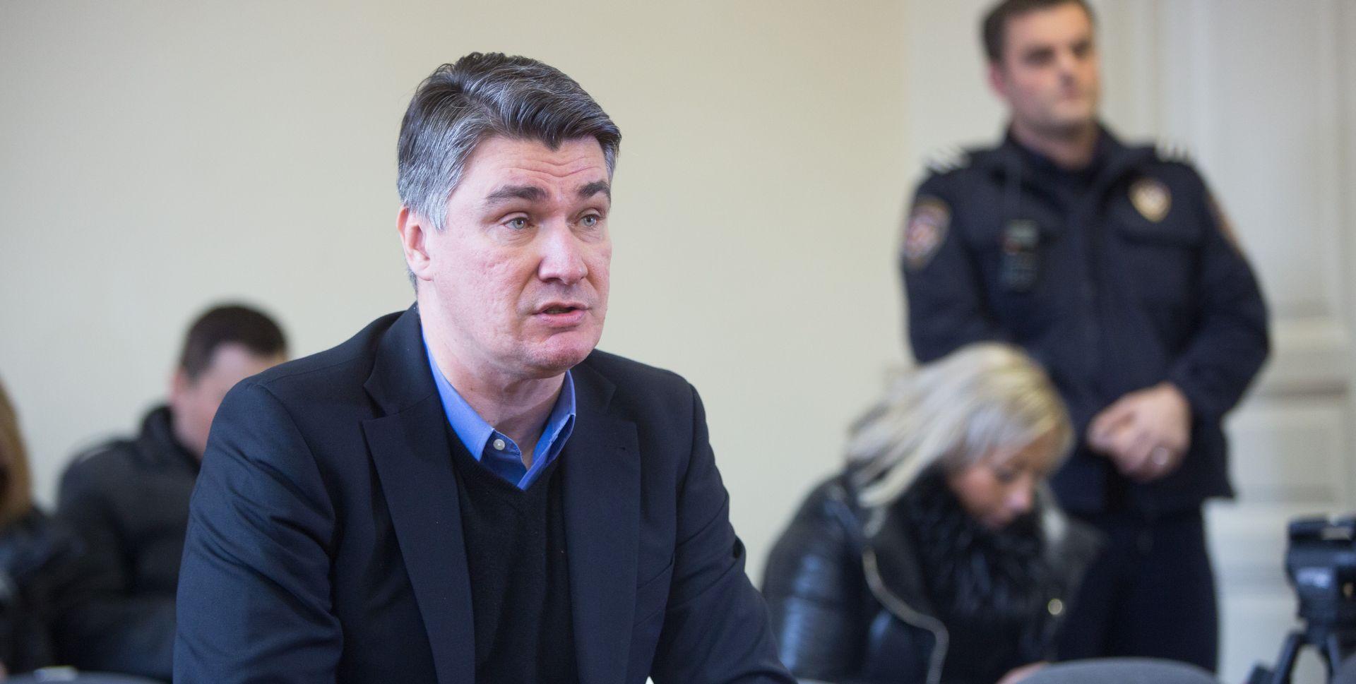 """MILANOVIĆ """"Zdravko Marić je primjer balkanskog džeparenja. Takvima treba reći: 'Marš van'"""""""
