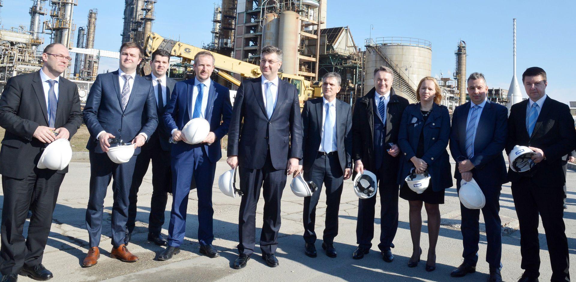 Uprava Ine napravila niz propusta u procesu modernizacije rafinerija