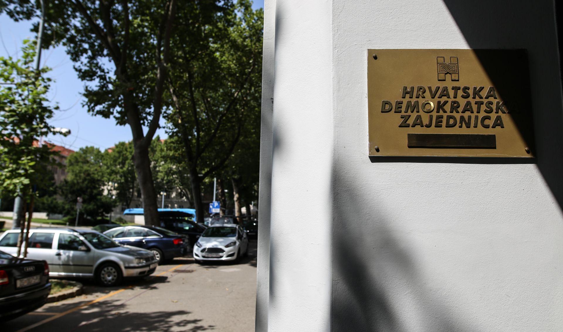 """SLUŽBENO OČITOVANJE HDZ-A """"Odlučno odbacujemo sve lažne optužbe Petrova i Runtića"""""""