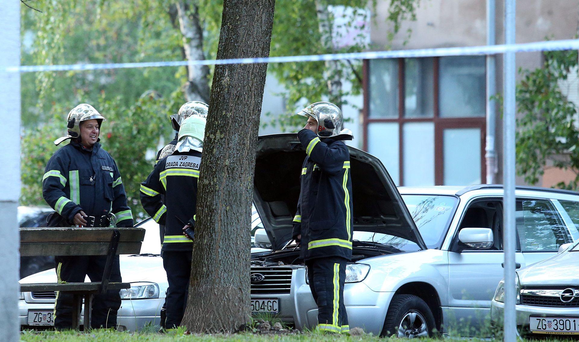 MALEŠNICA Iz automobila curi plin, blokiran dio ulice