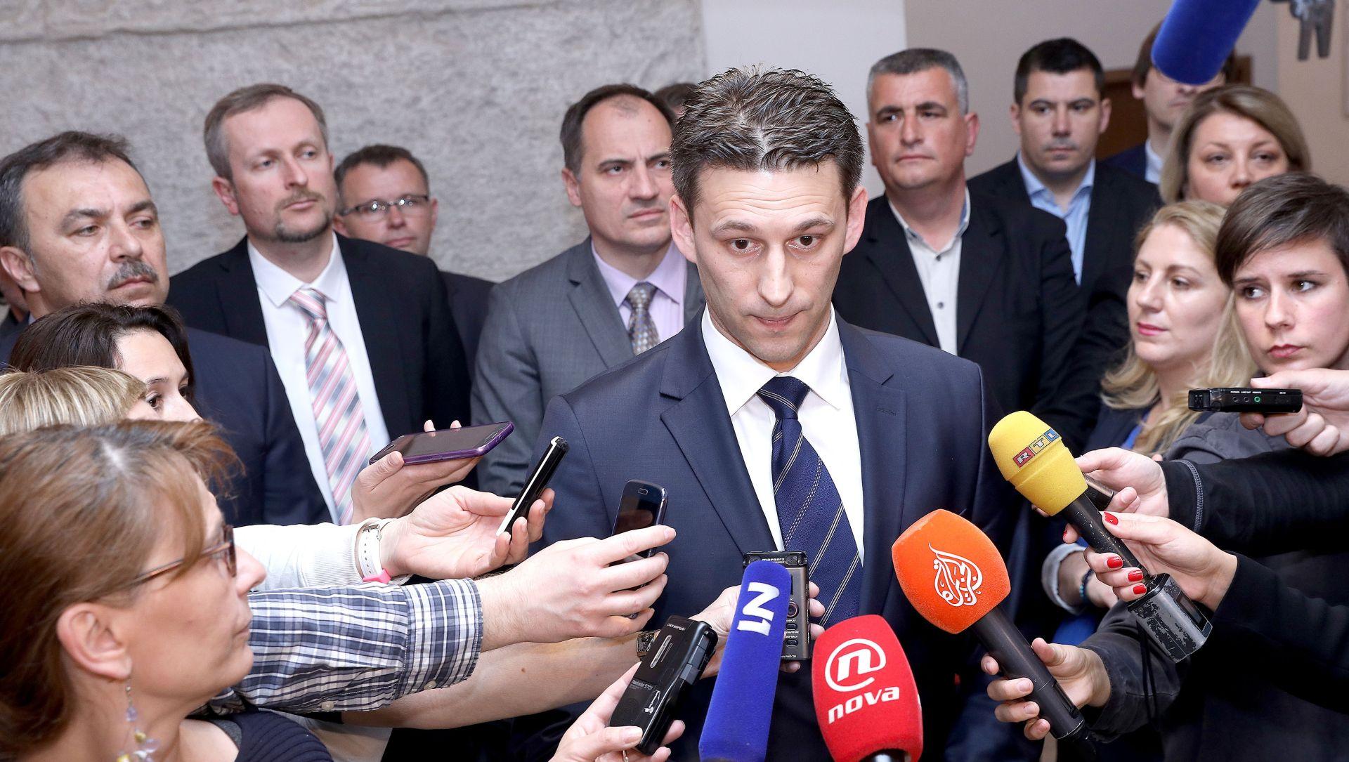 PETROV 'Plenković laže, rekao sam HDZ-u što ćemo napraviti'