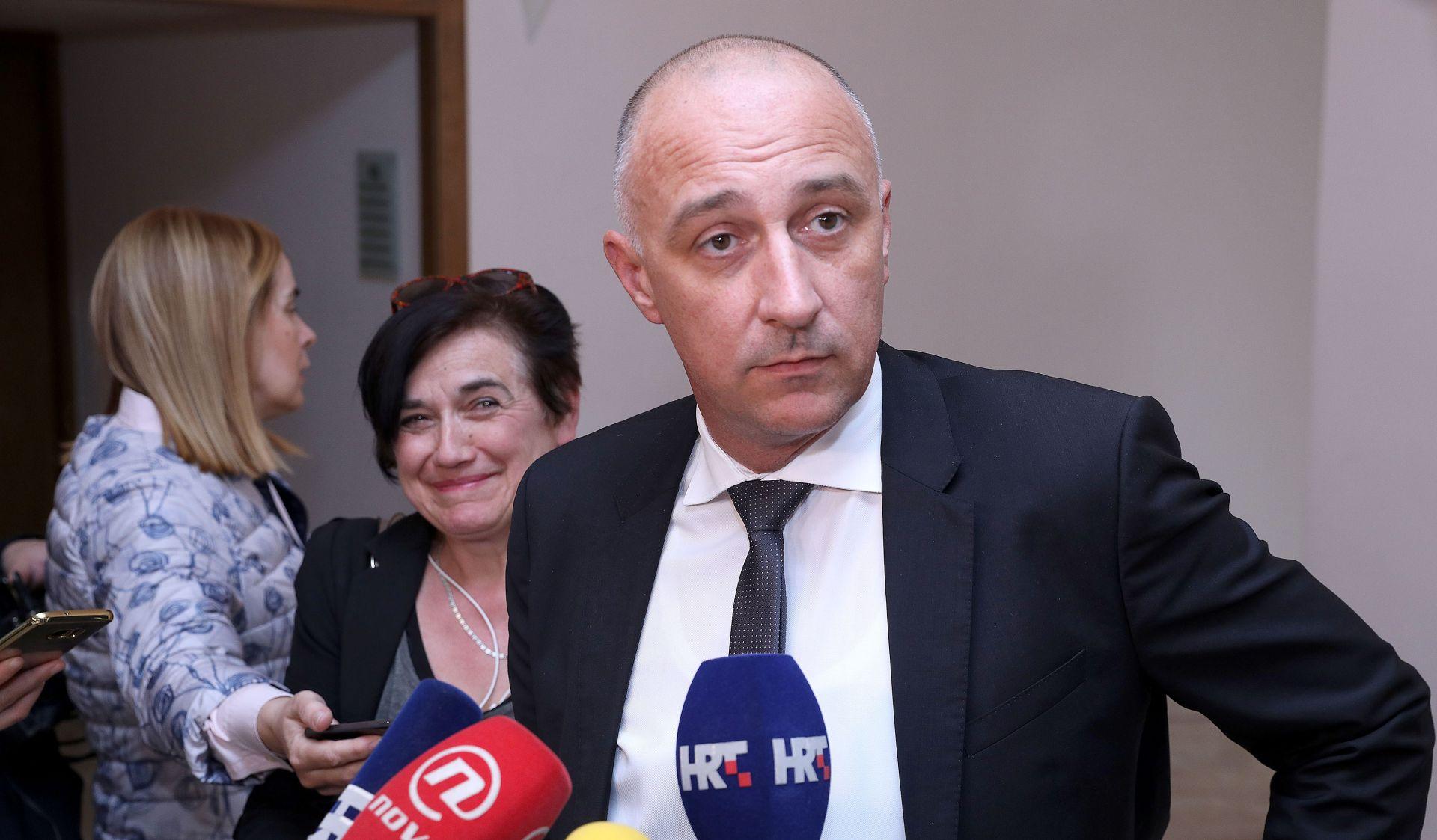 """VRDOLJAK 'HNS-ovi pravni stručnjaci ispituju ustavnost tzv. """"Lex Agrokor""""'"""