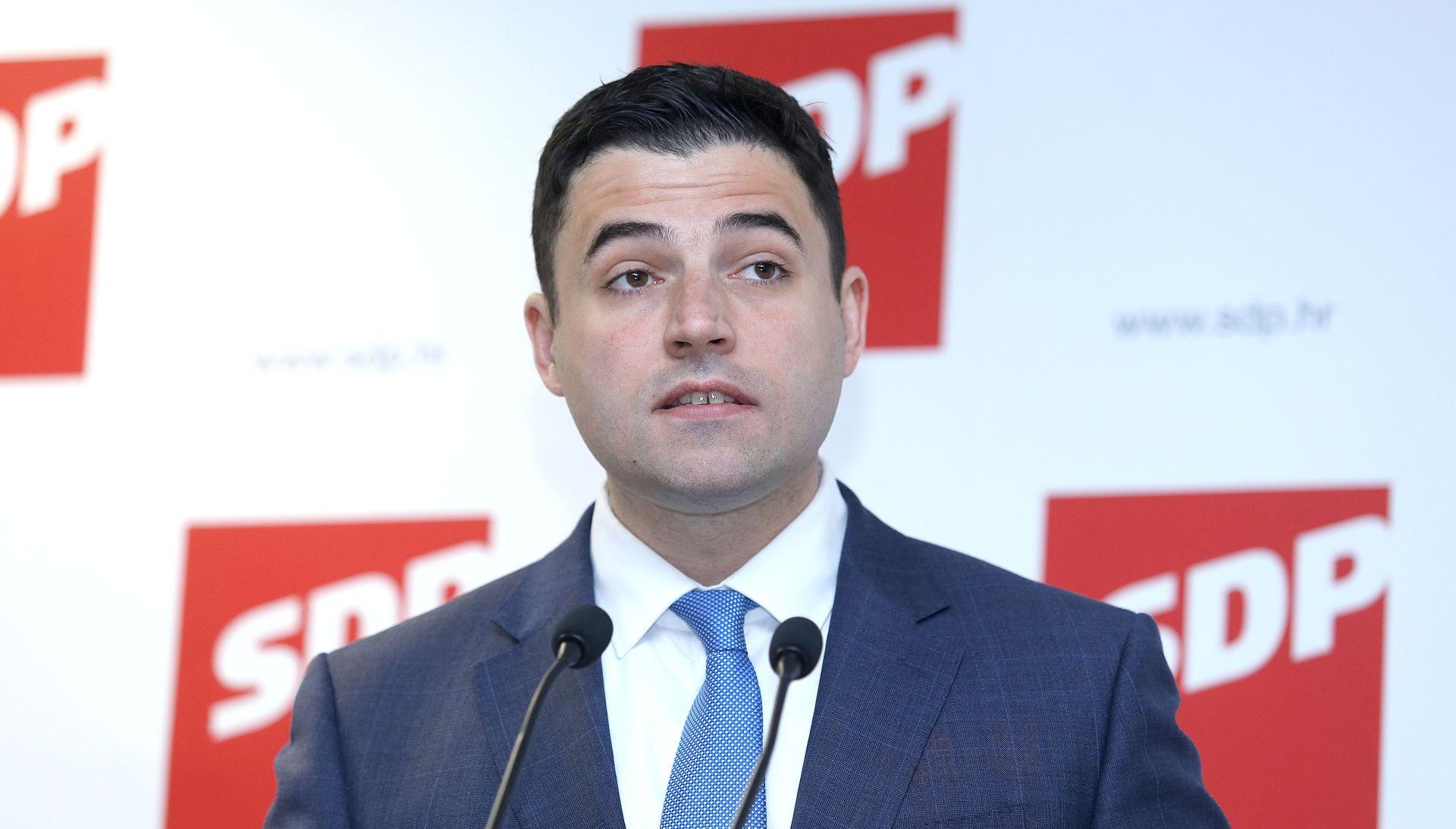SDP članovima predstavio novi program stranke