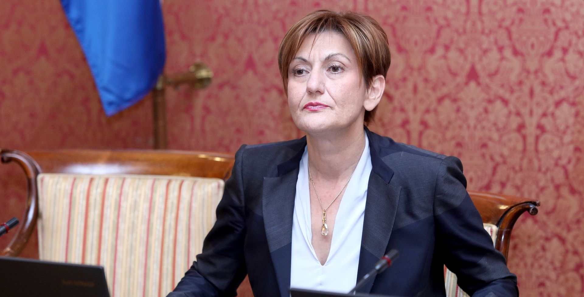 MARTINA DALIĆ 'Todorić i uprava su vrlo dobro znali kakvo je pravo stanje njihovih knjiga'
