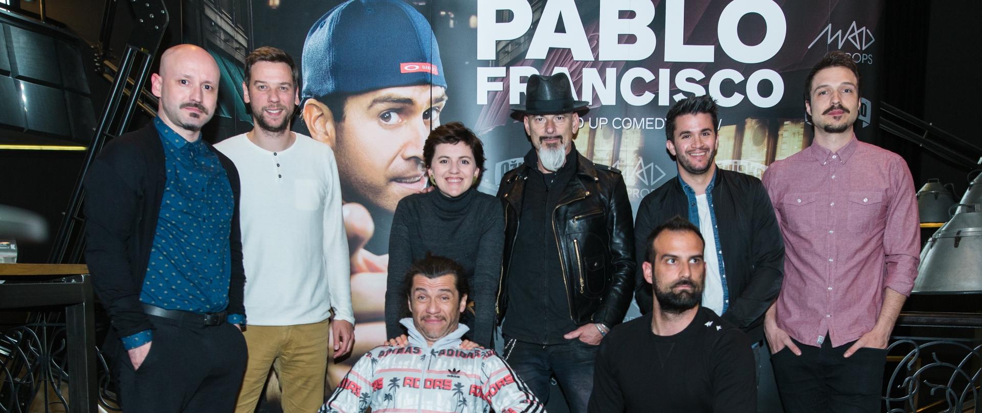 FOTO: Brojni poznati s nestrpljenjem iščekuju komičarski show godine
