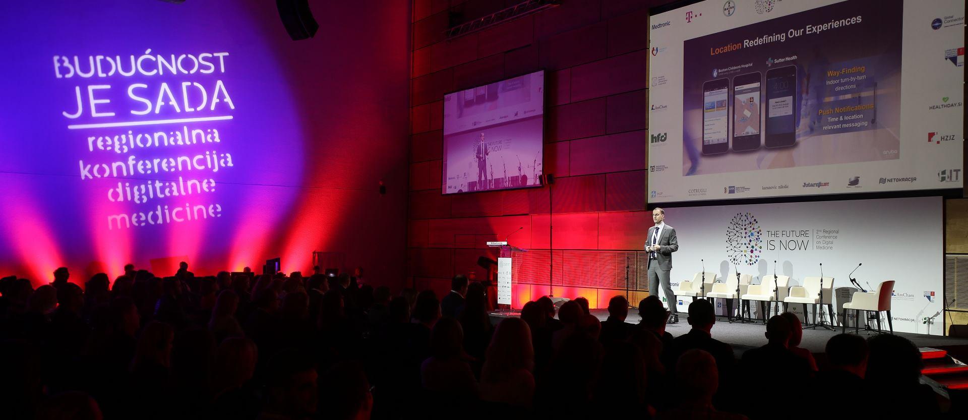 Održana 2. Regionalna konferencija digitalne medicine – 'Budućnost je sada'