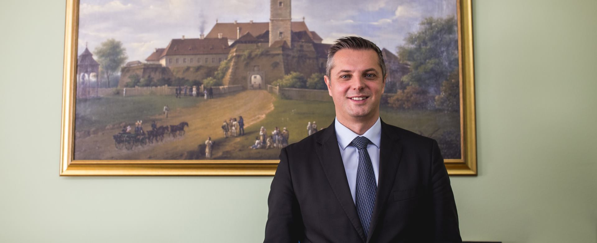 INTERVJU Stjepan Kovač – Prve četiri godine za Grad Čakovec