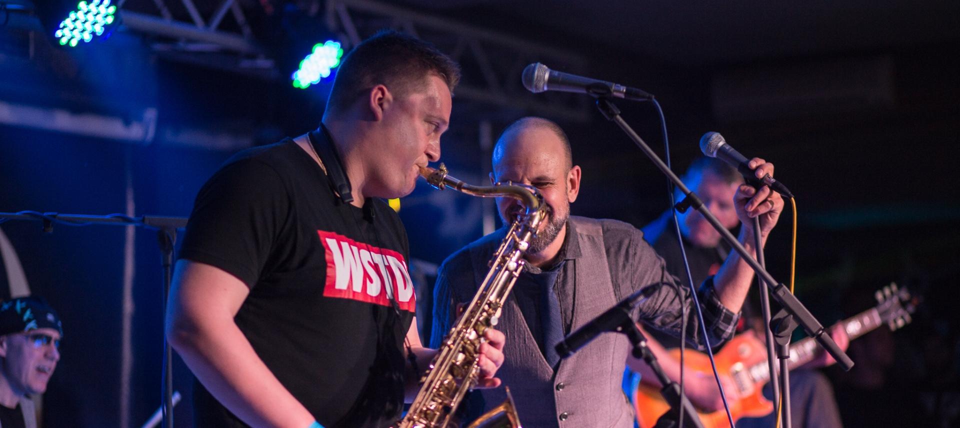 FOTO: Funky večer 'Tribute to Dino Dvornik' rasplesala publiku