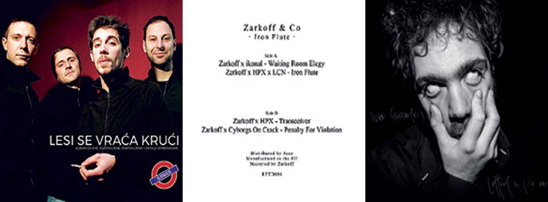 GLAZBENE RECENZIJE S3ngs, Zarkoff, Ivan Grobenski