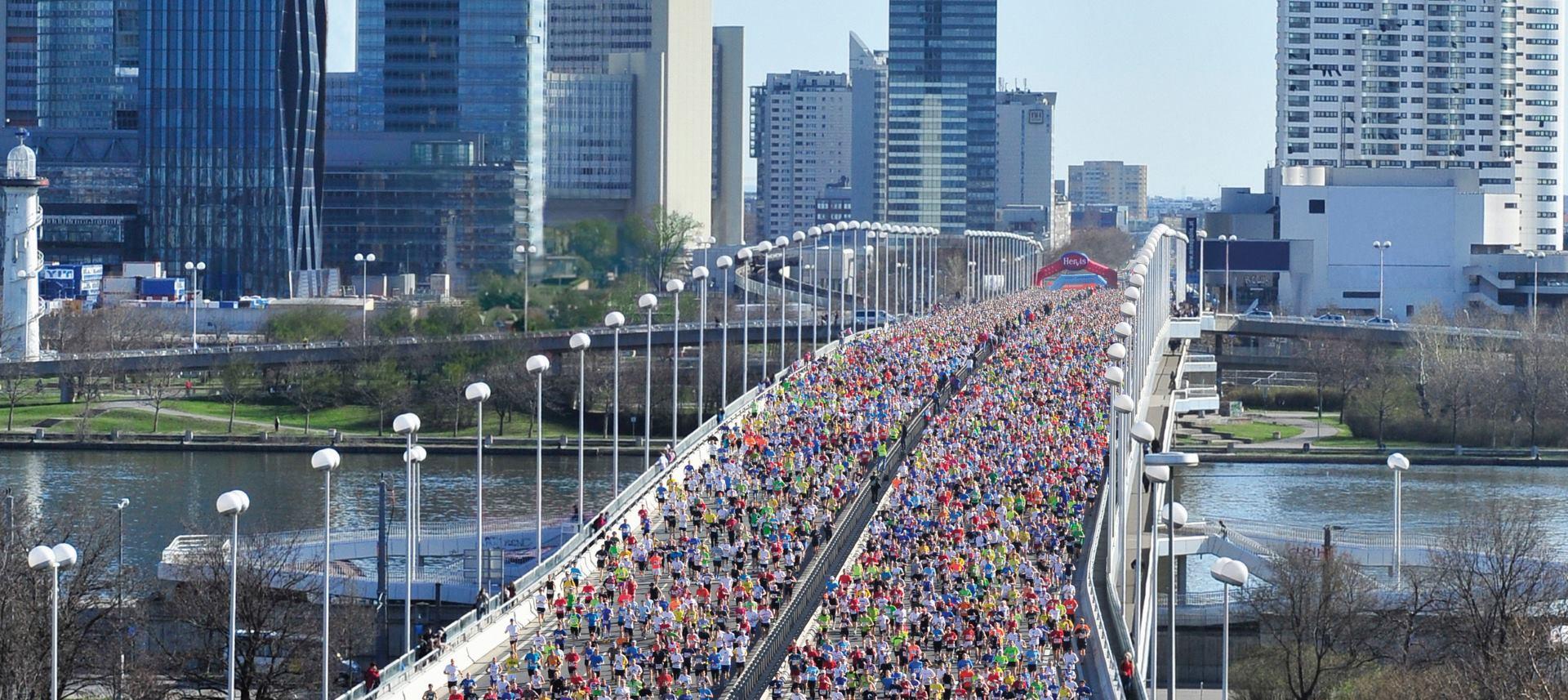 FOTO: Uskoro starta poznati Vienna City Marathon