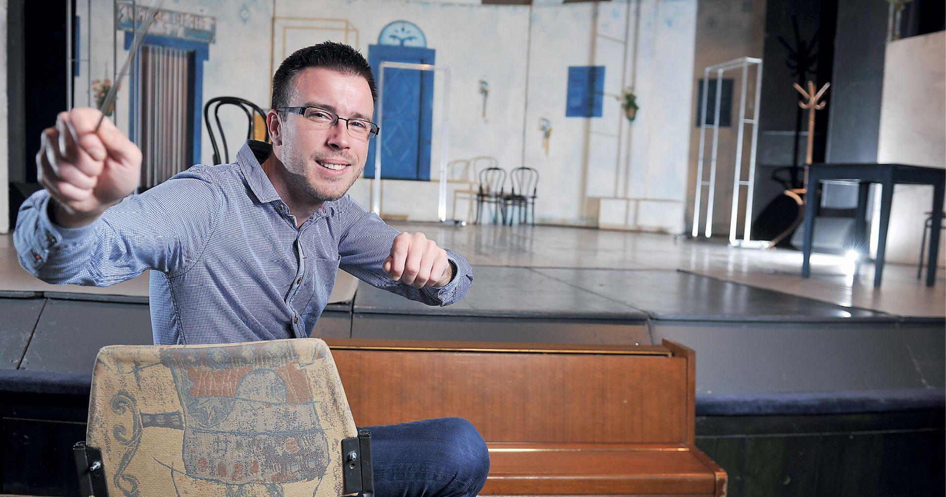 INTERVIEW: KREŠIMIR BATINIĆ 'Za ravnatelja sam se javio jer smo s Adamom Končićem bili u tunelu bez svjetla'