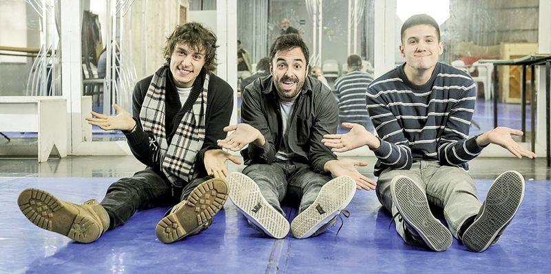 Trojica mladih talenata ljubav prema poslu naslijedila od svojih očeva glumaca