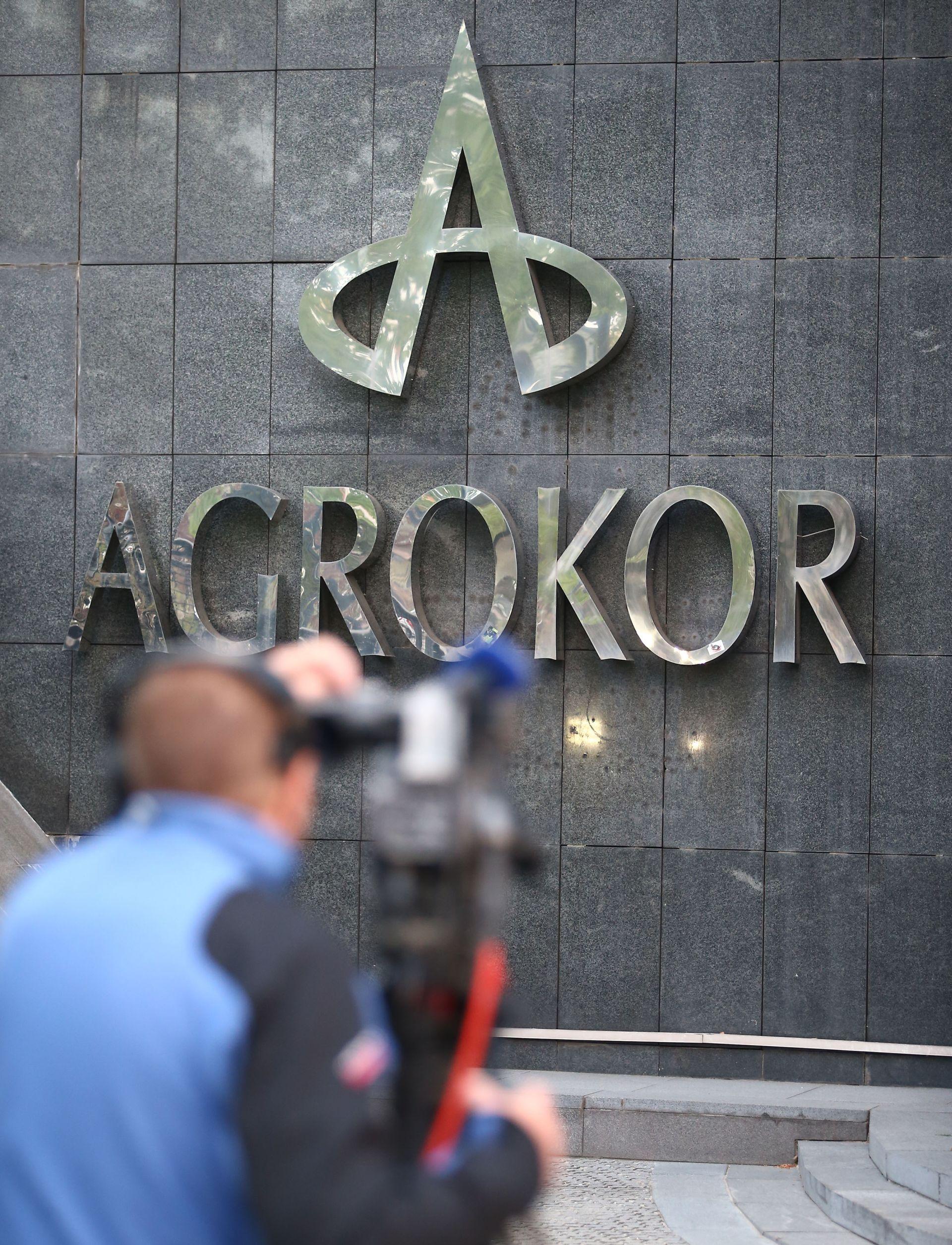 ZVIJEZDA PALA 94 POSTO Potop cijene dionica Agrokorovih kompanija