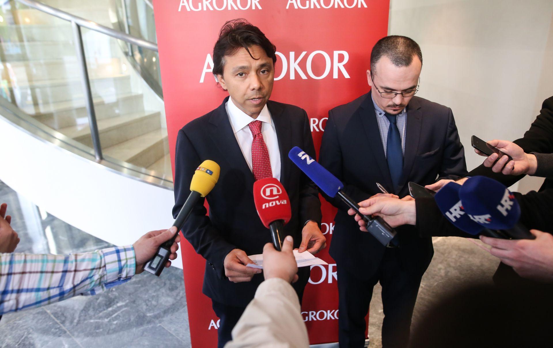 "ALVAREZ: Banke spremne financirati Agrokor pod uvjetima ""lex Agrokora"""