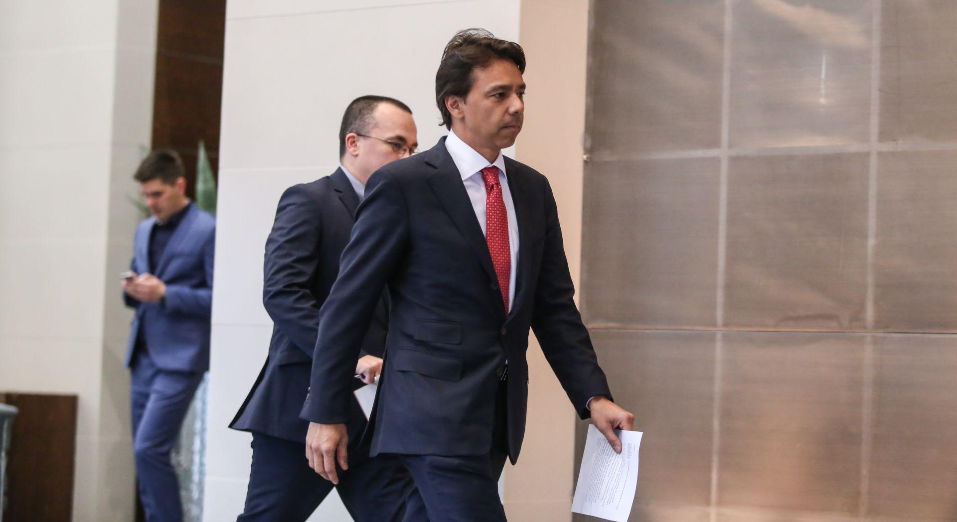 AGROKOR Alvarez napustio Hrvatsku, stručni tim ostaje Ramljaku na raspolaganju
