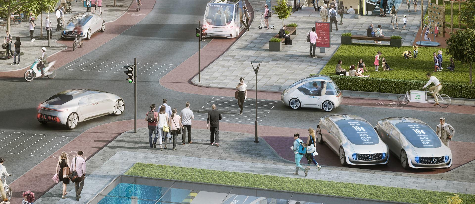 Bosch i Daimler zajedno razvijaju potpuno automatizirani sustav bez vozača