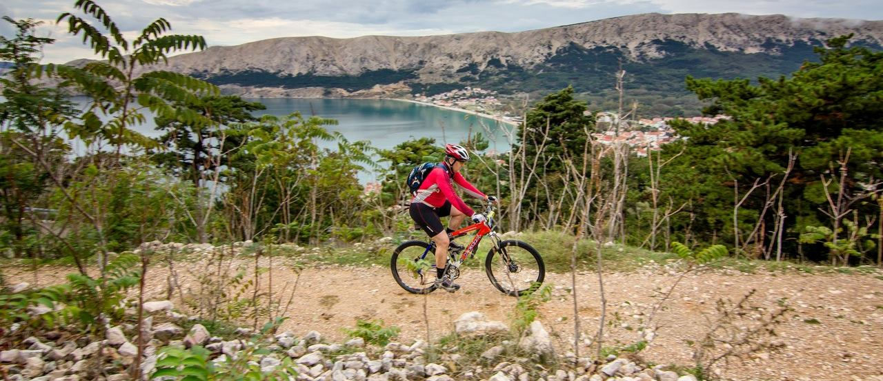 VIDEO: Vrlo opasna mountainbike staza