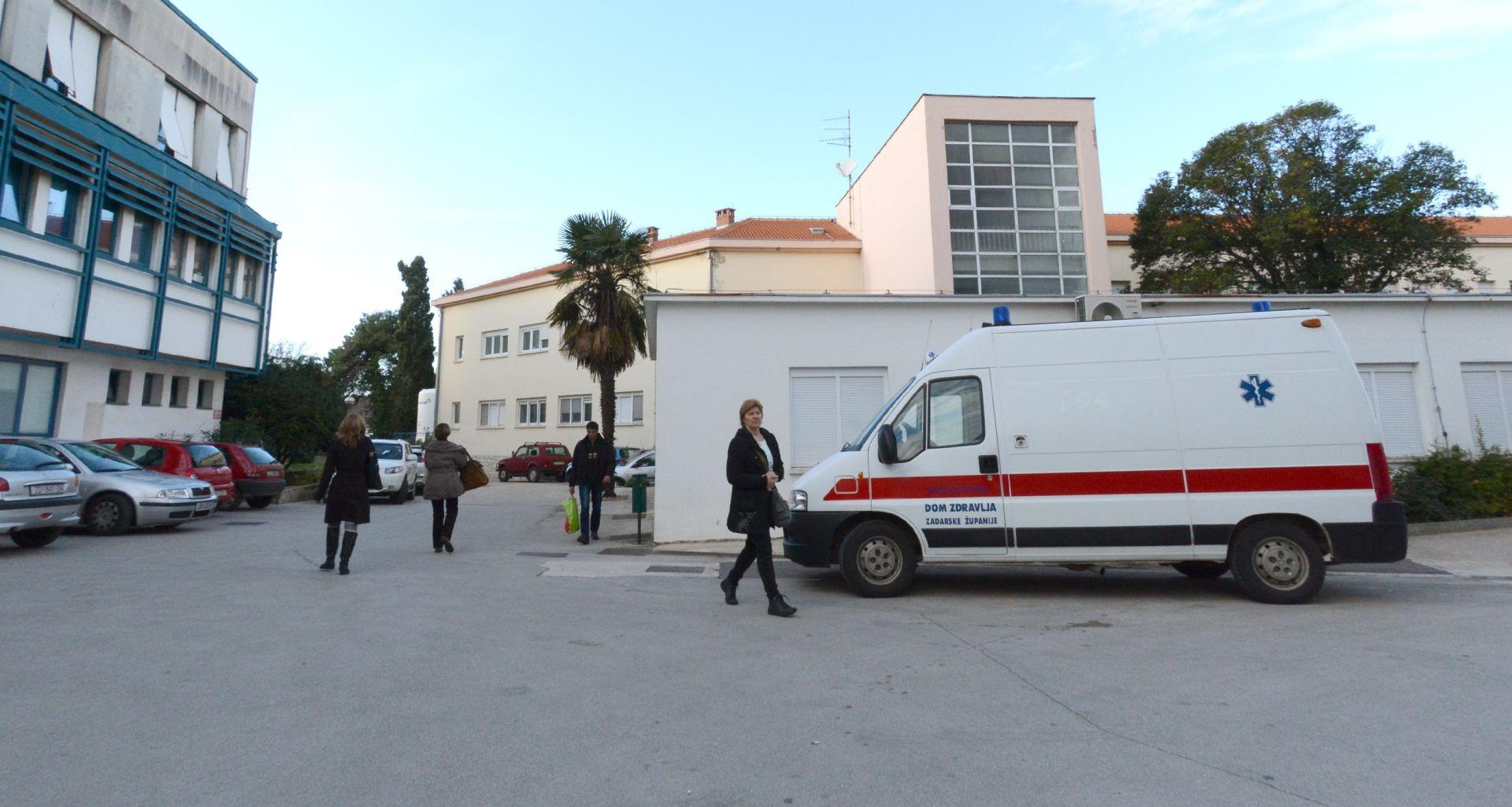 MARINA BIOGRAD: Eksplodirala boca sa poliuretanskom pjenom, dvojica ozlijeđena