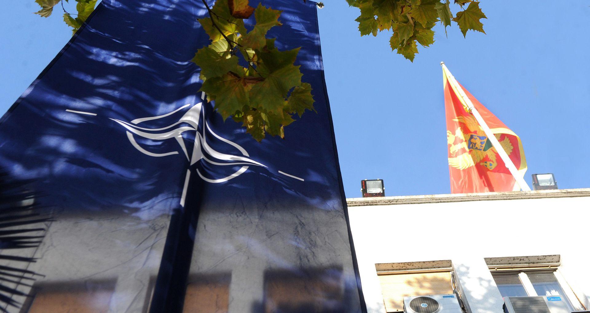 Skupština Crne Gore izglasala ulazak u NATO