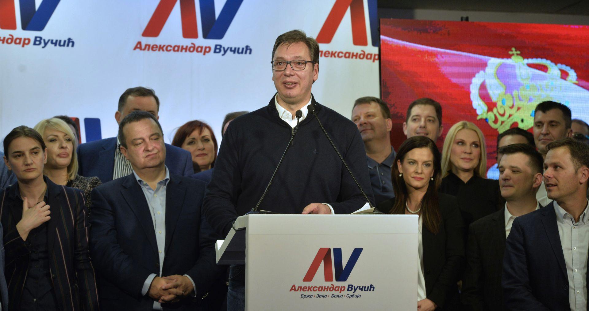 SRBIJA Vučićeva predsjednička prisega 31. svibnja, novi premijer u lipnju