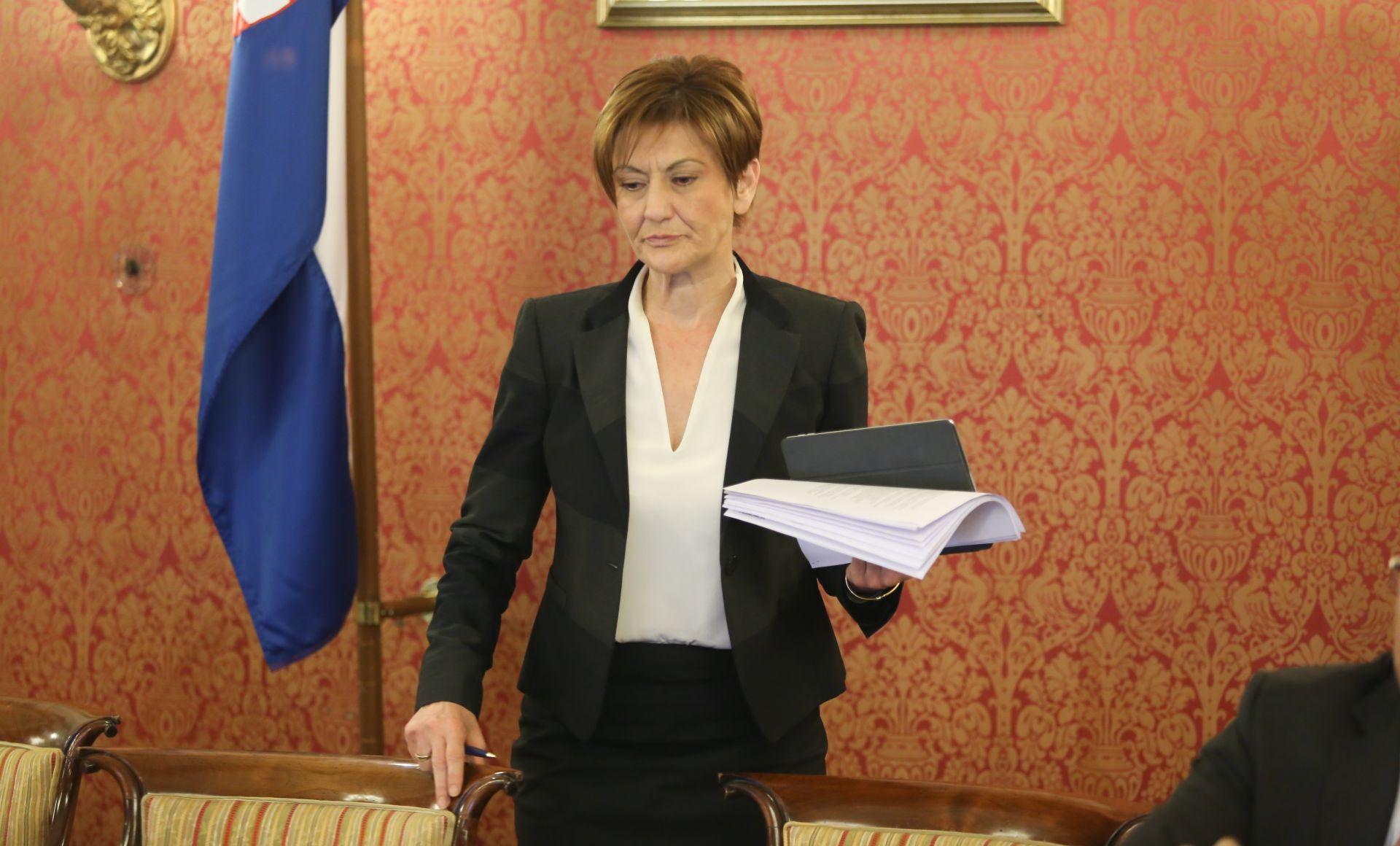 AGROKOR Dalić: 'Izbjegli smo najgore, sada je na povjereniku da postupa po zakonu'