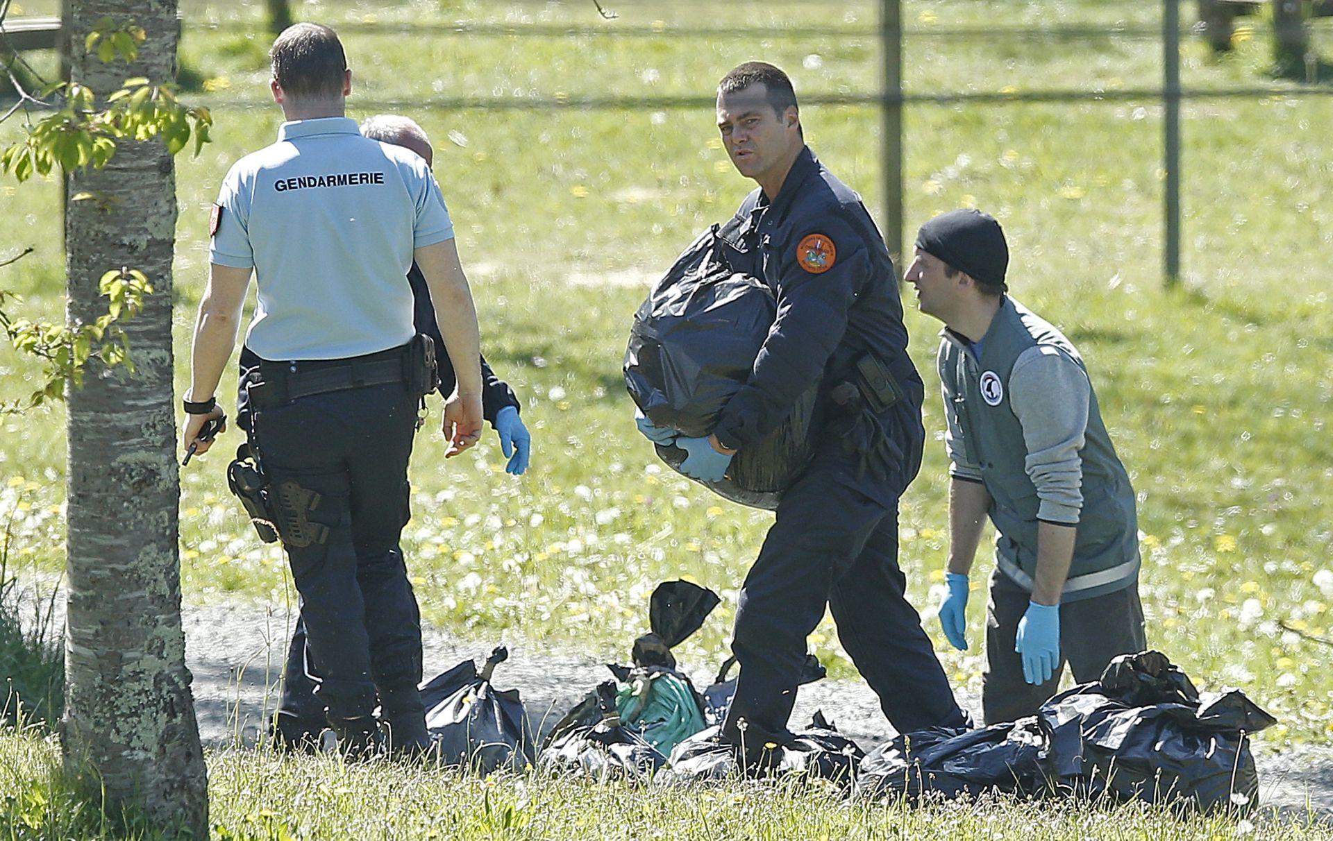 Francuska policija pronašla oružje ETA-e