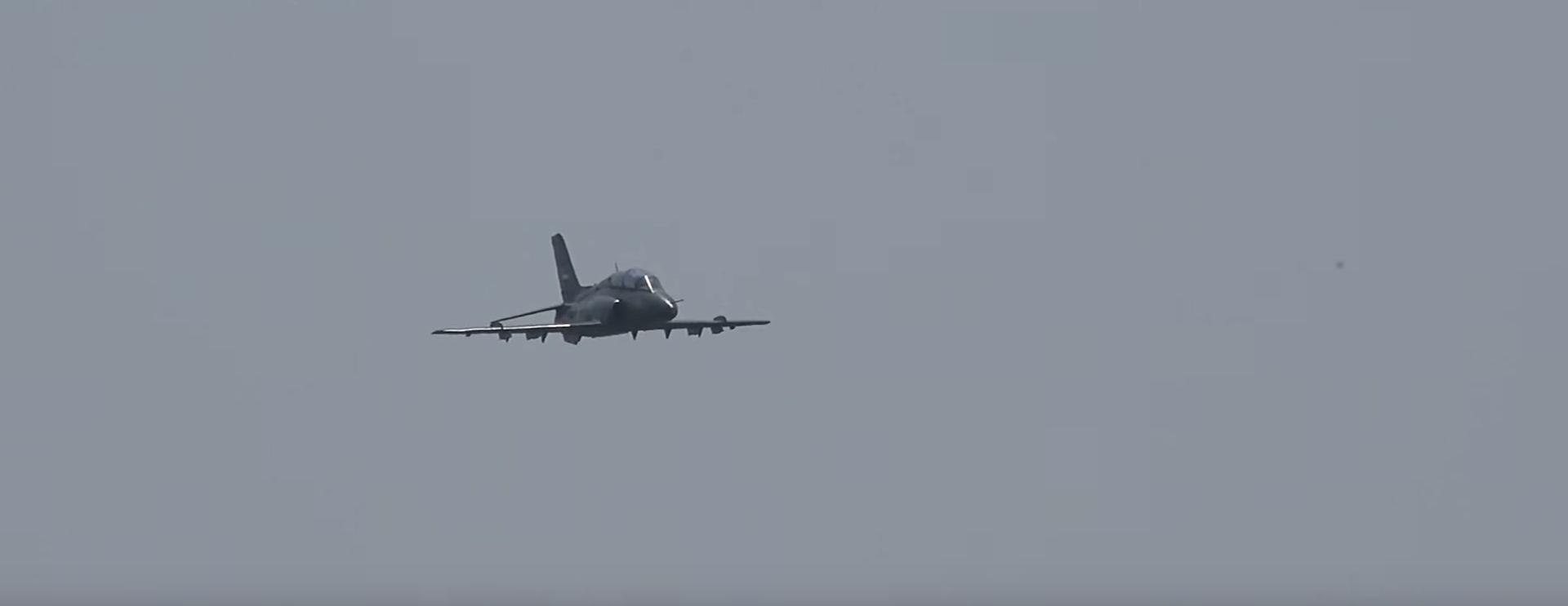 SRBIJA U padu borbenog aviona poginula dva pilota