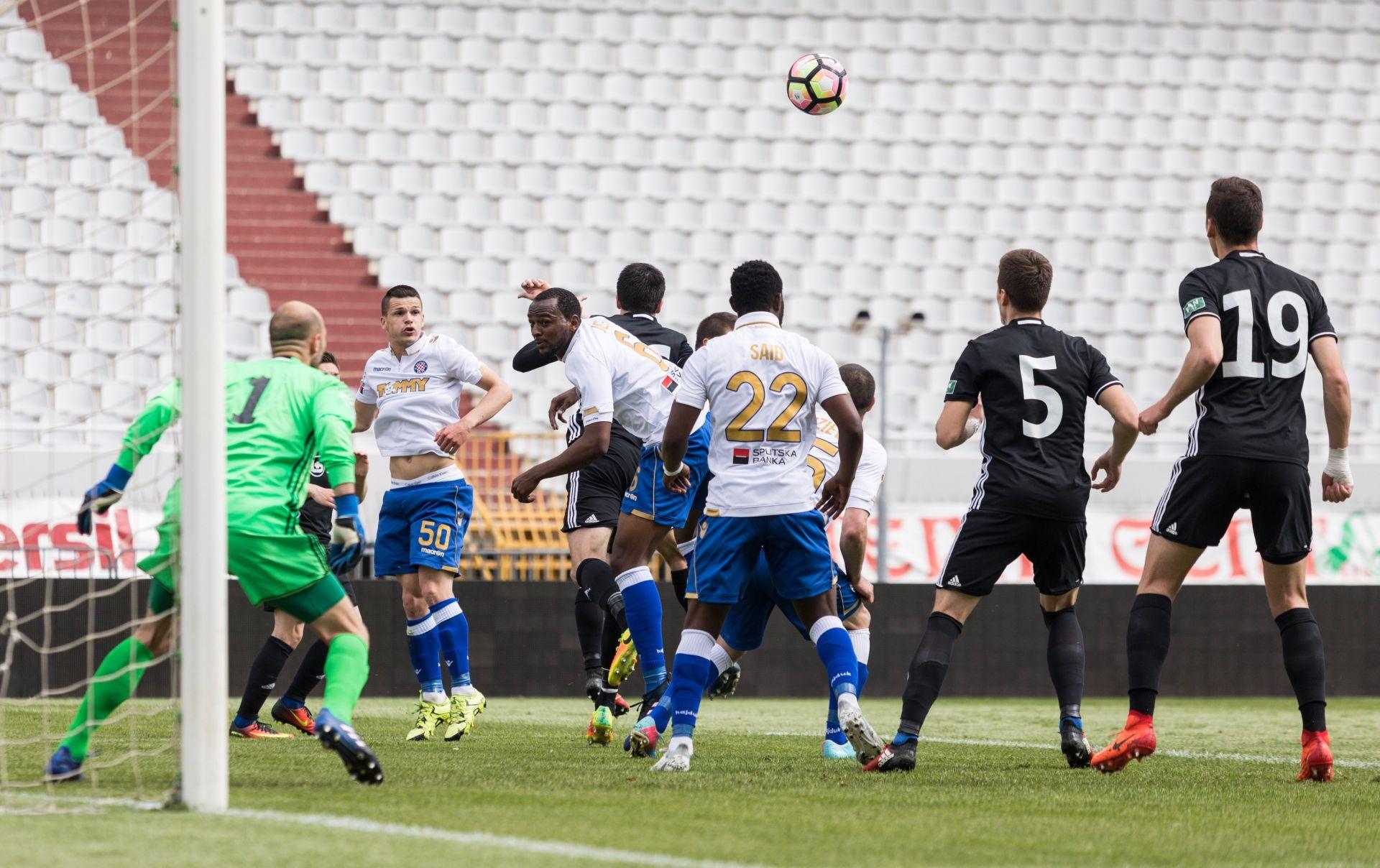 HNL: Hajduk – Slaven Belupo 1:1
