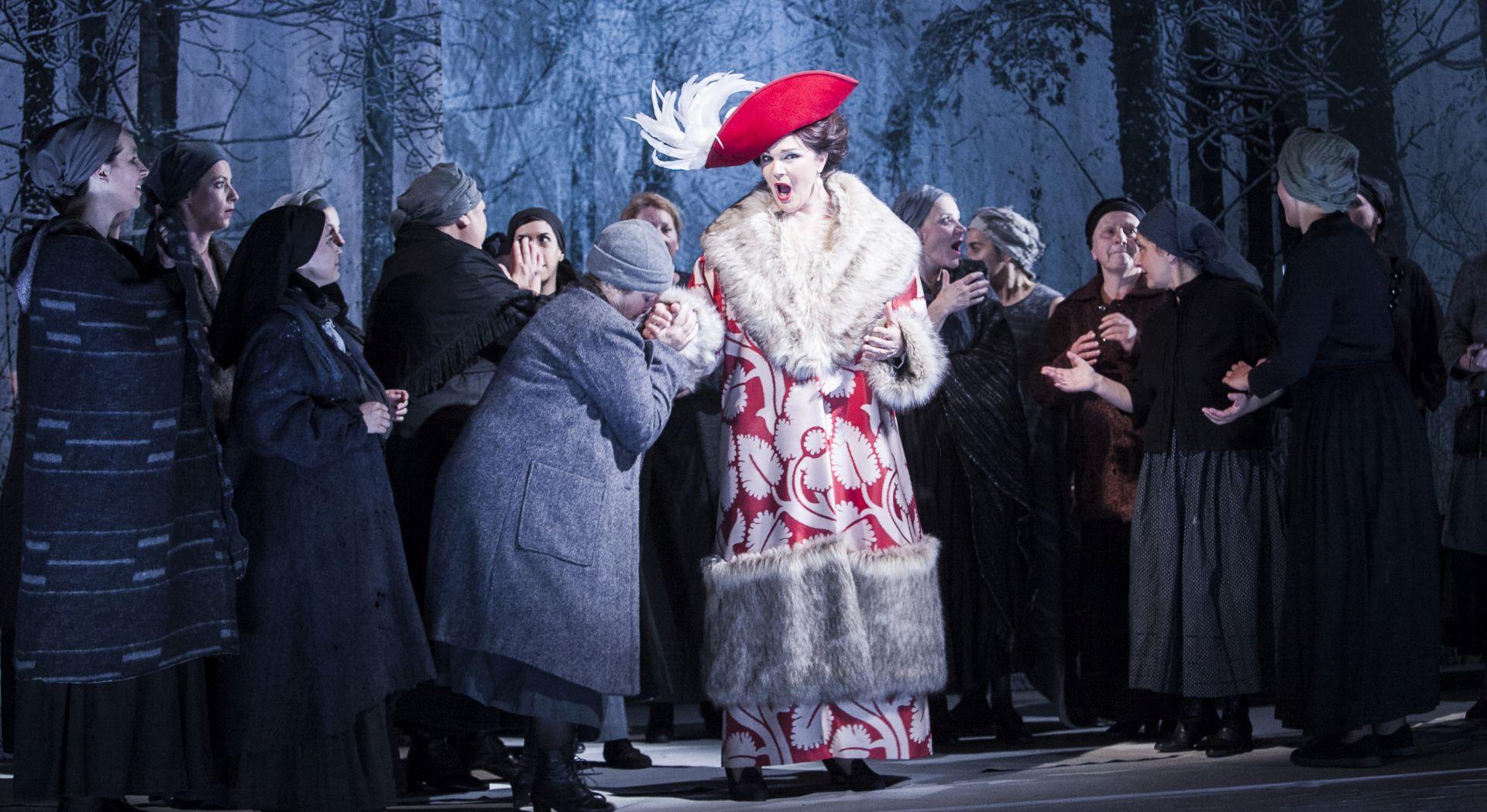 """""""DON CARLO"""" U HNK-u ZAGREB: Verdijeva grand-opera u zvjezdanom sastavu"""