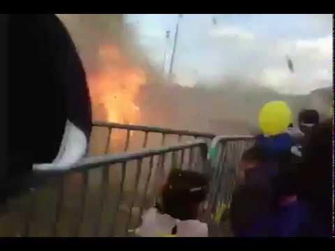 VIDEO: FRANCUSKA Eksplodirao krijes na karnevalu, najmanje 18 ozlijeđenih