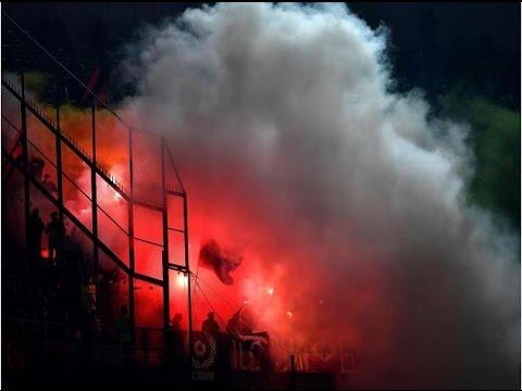 VIDEO: FIFA kaznila Albance s čak 100 tisuća franaka zbog nereda protiv Italije