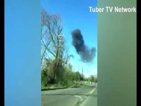 VIDEO: Kod Washingtona se srušio vojni zrakoplov F-16, vojna policija briše objave u društvenim medijima